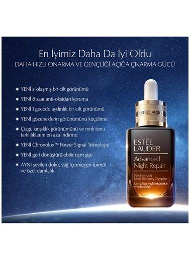 Estée Lauder Estã©E Lauder Advanced Night Repair 20 Ml Yaşlanma Karşıtı Onarıcı Gece Serumu Renksiz